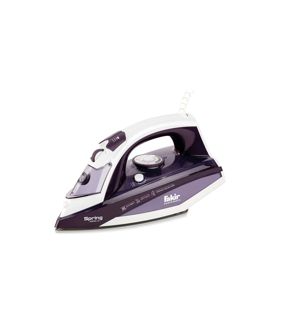 FAKIR SPRING STEAM IRON