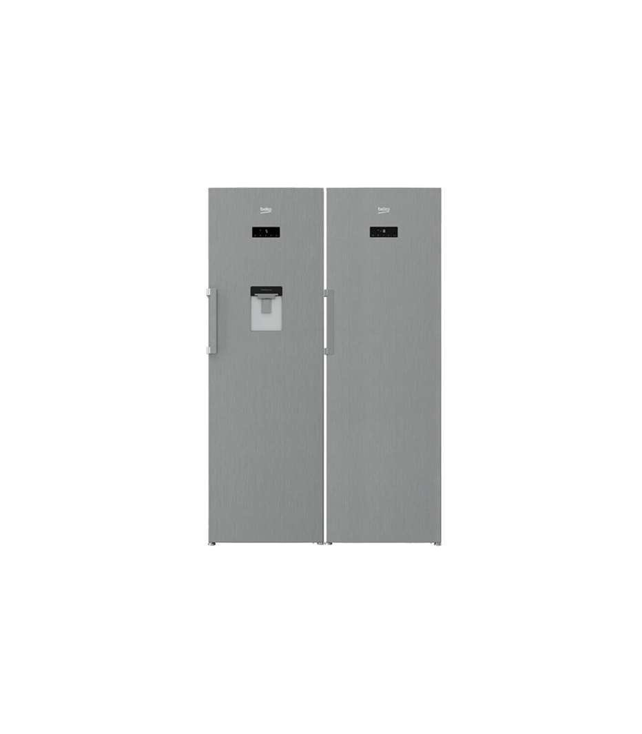 BEKO FRIDGE FREEZER FN350E23 RSNE445E23R