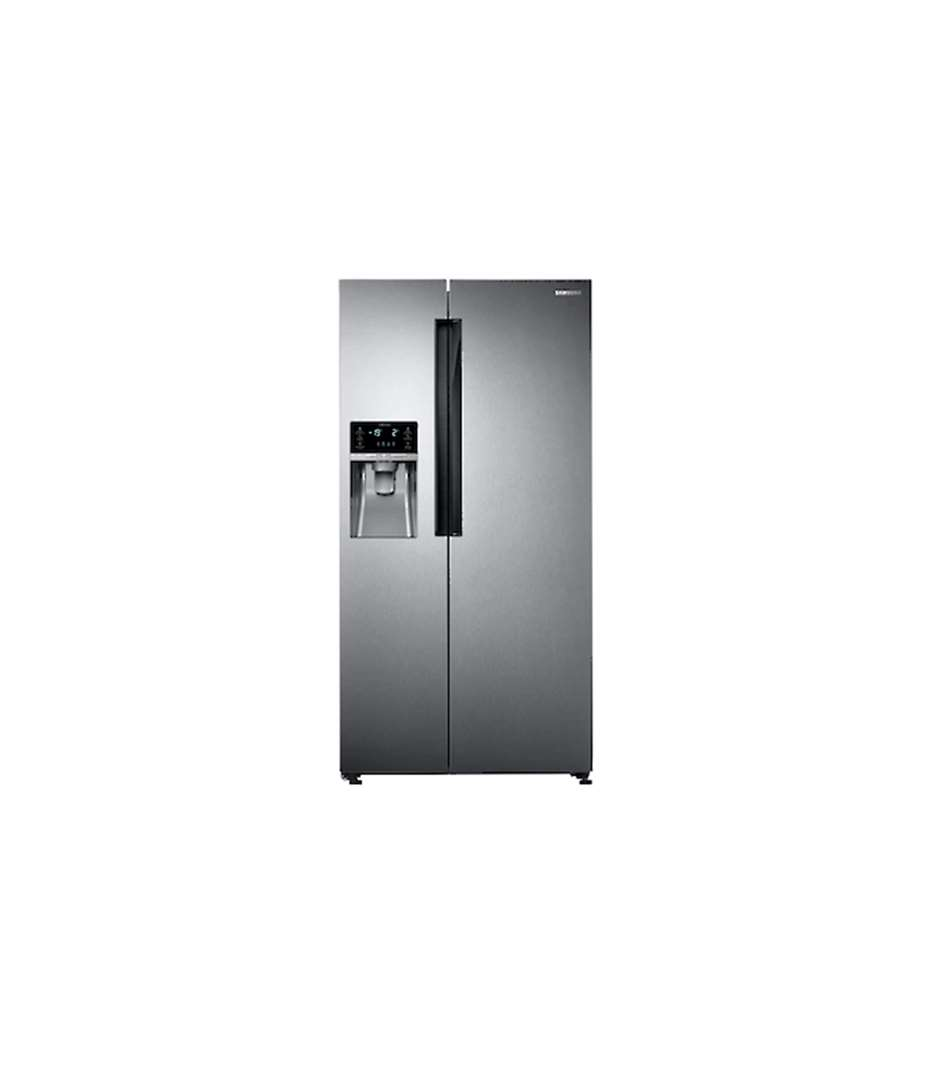samsung refrigerator side by side RS58K6487SL