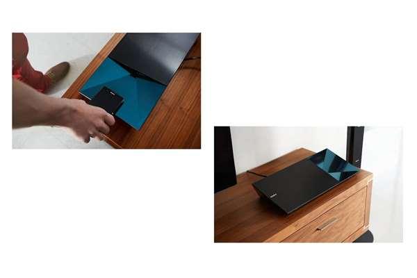 سینما خانگی هوشمند سونی مدل DZ650