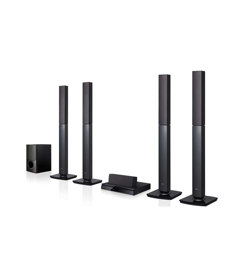 HOME THEATER SYSTEM LHD655