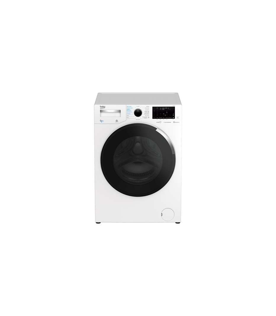 Beko washing machine with a capacity of 9 kg model HTV 9743