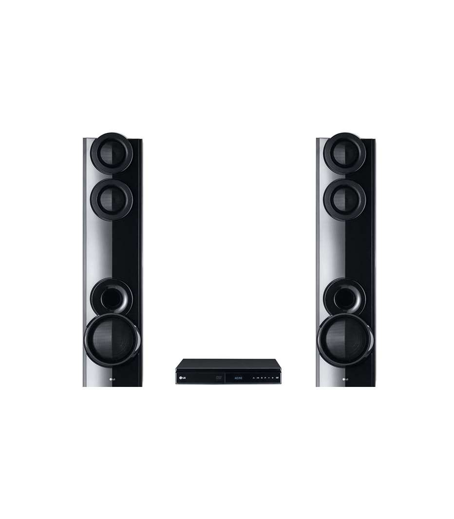HOME THEATER SYSTEM LHD667