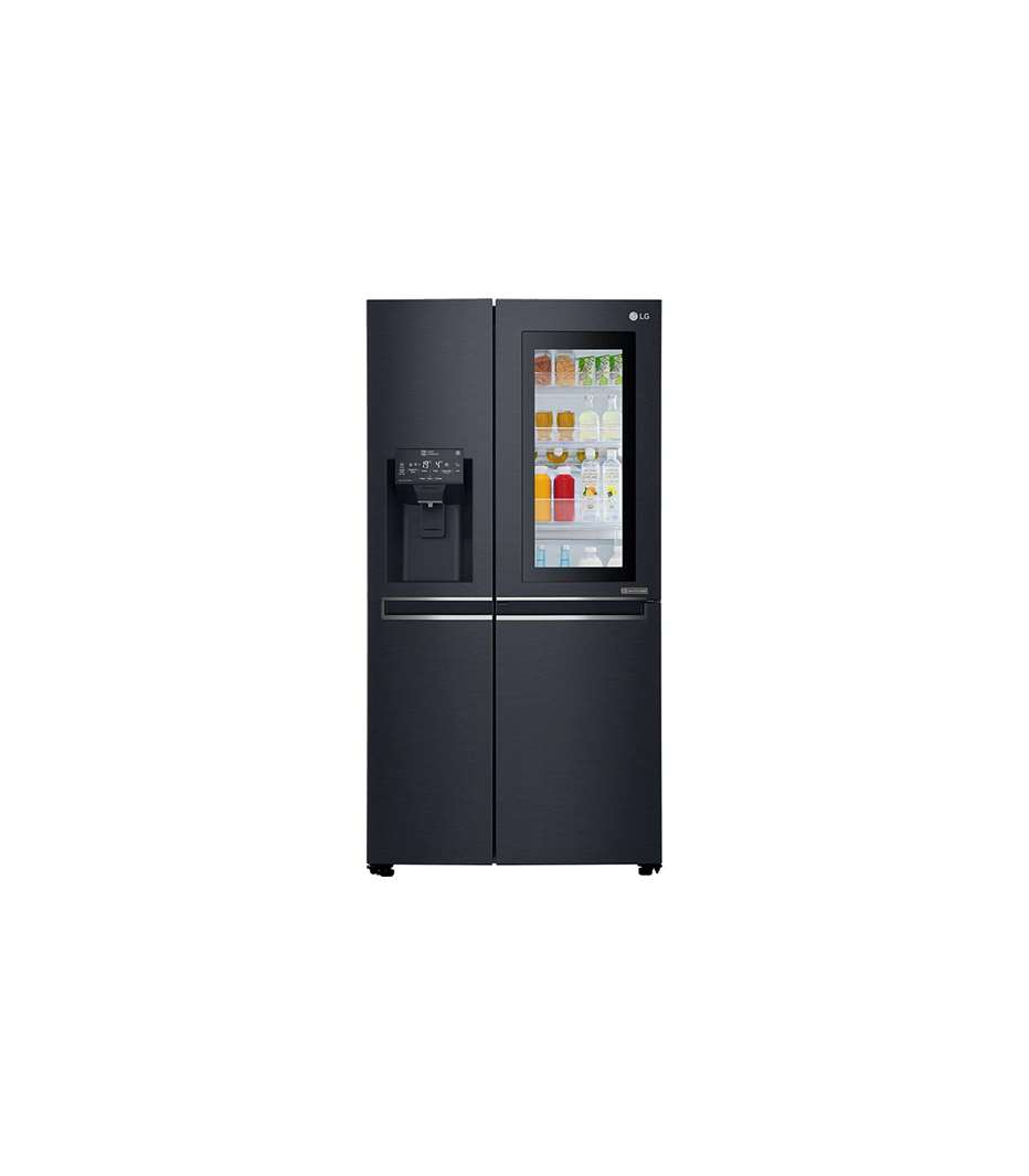 LG REFRIGERATOR SIDE BY SIDE INSTAVIEW GSX960MTAZ