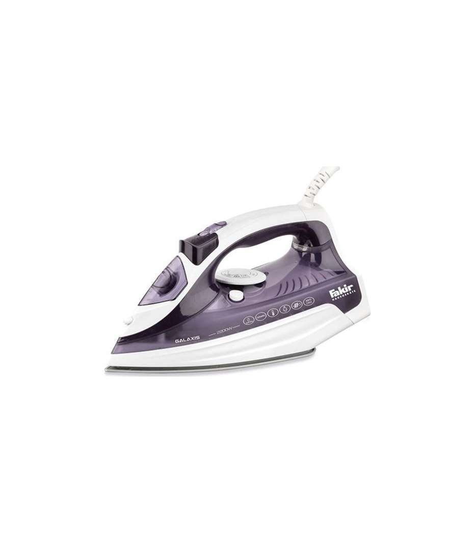 FAKIR  GALAXIS  STEAM IRON